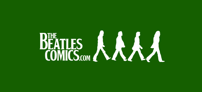 The Beatles Comics